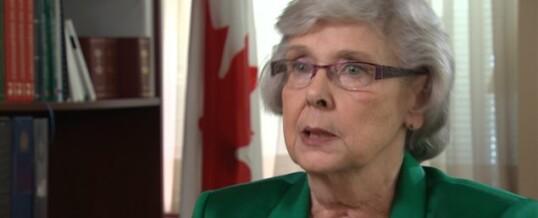 Andrée Champagne se dit inquiète de la permission de l'aide médicale à mourir