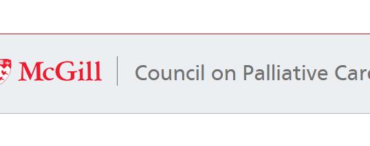 Conférence du Conseil des soins palliatifs (7 mai 2019)