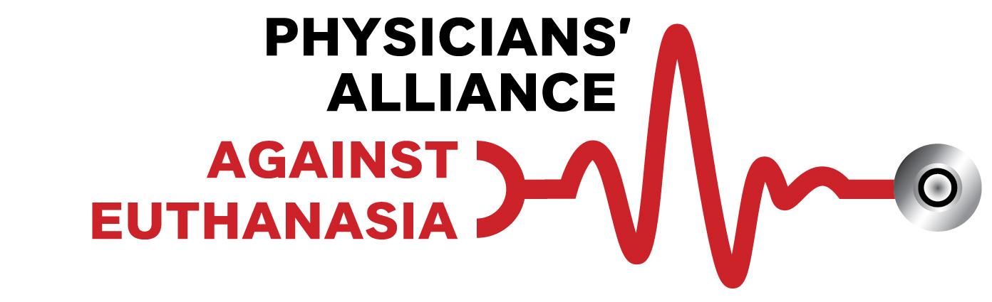 Physicians' Alliance against euthanasia logo