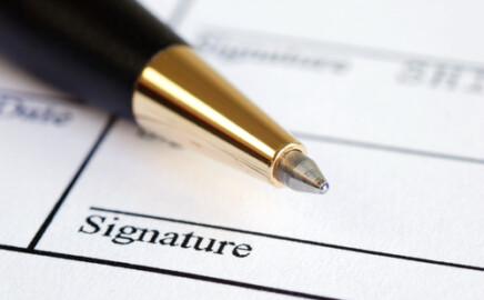 Signer le Manifeste